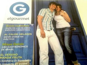 Búffala en la Revista El Gourmet
