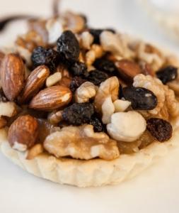Torta de frutos secos