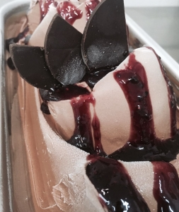 Chocolate al Merlot