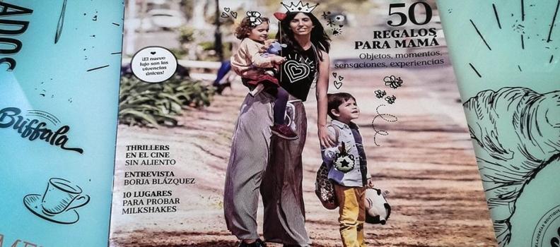 La revista del Club LA NACION nos ha mencionado en su última edición en una nota sobre milkshakes.